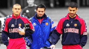 Sport - Soccer - La Liga - Barcelona Training
